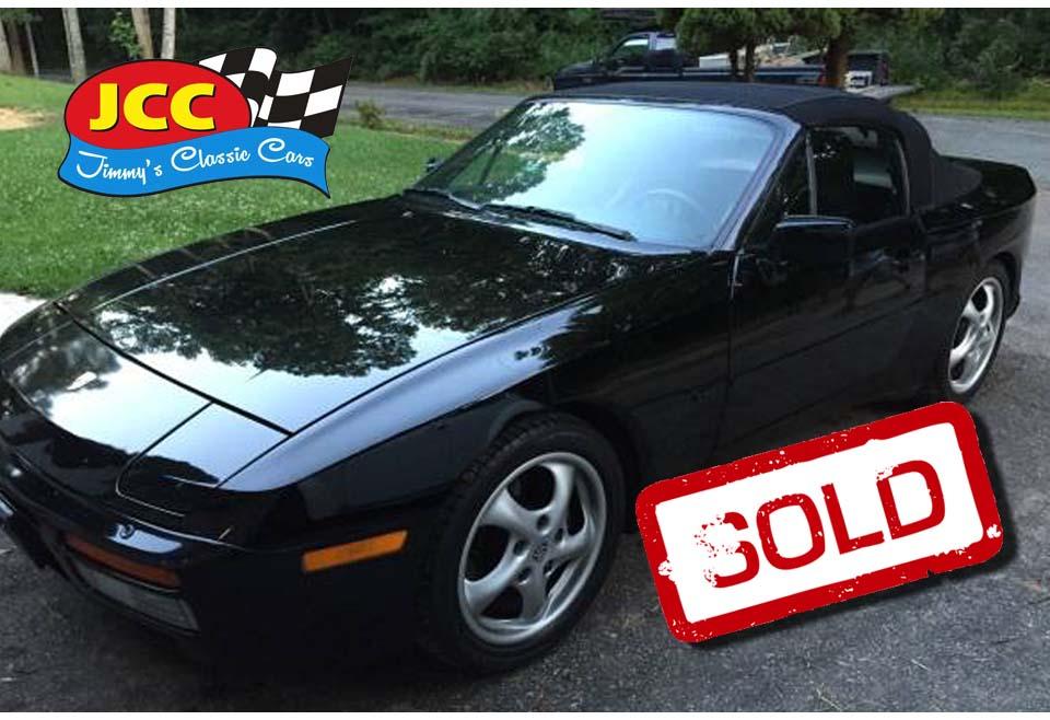 sold Porsche
