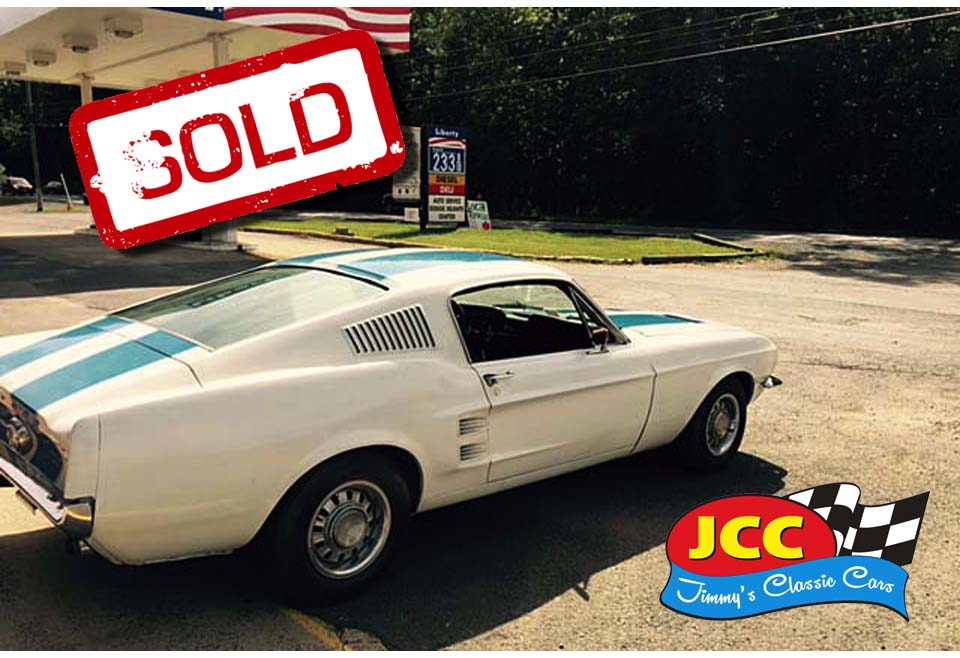 sold fastback