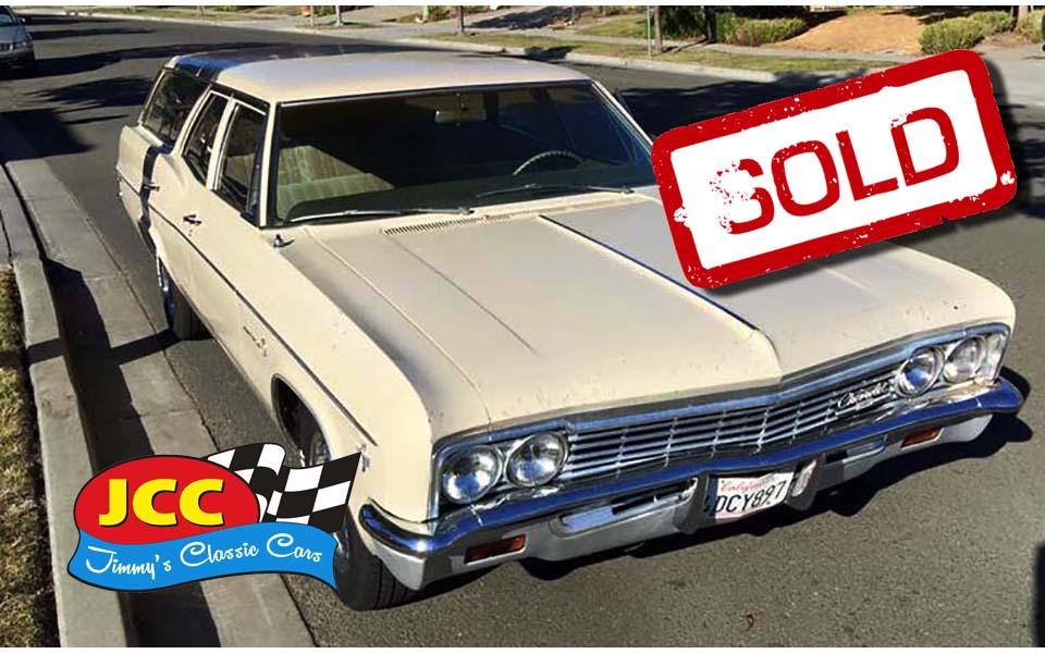 sold impala