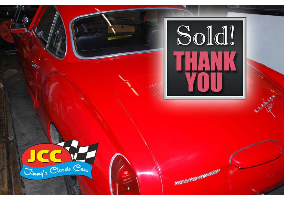 sold karmann
