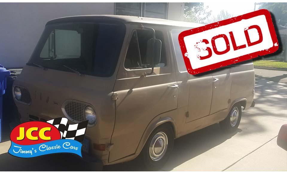 sold van